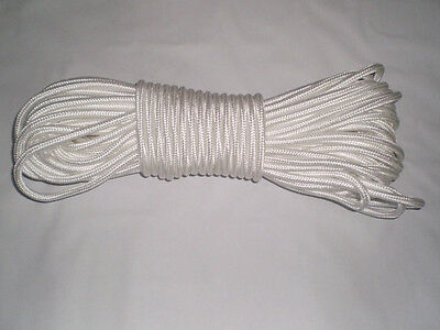 Braided PolyPro 5/16x160 feet Sailboat Mooring Anchor Rope Dock Line