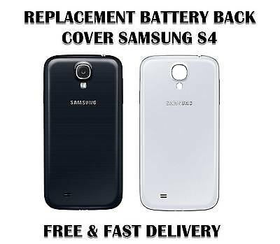 Genuine Battery Rear Back Replacement Cover For Samsung Galaxy S4 I9500 I9505