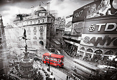 Puzzle 1000 Piezas Teile Pieces - Picadilly Circus - Educa 15981
