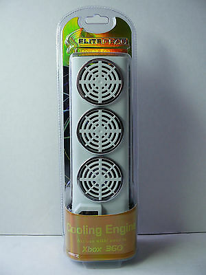 Elite Gear Xbox 360 Cooling Engine Cooling Fan **Brand New, Sealed**