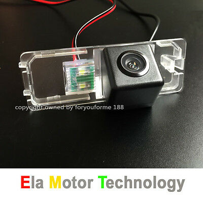 CCD Color Car Rear View Reverse Camera For SEAT Ibiza 6L 6J SC MK3 MK4 2002~2015
