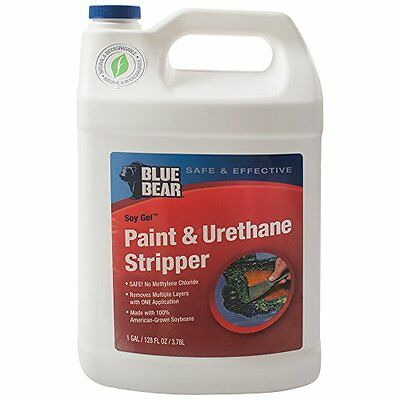 SOY Gel Professional Paint Stripper Gallon, New, Free Shipping