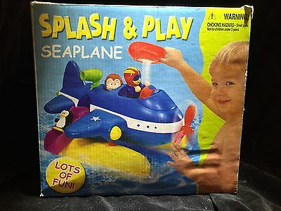 Splash and Play Seaplane