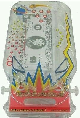 Money Maze - Cosmic Pinball for Cash and Certificates - By Bilz., Free Shipping