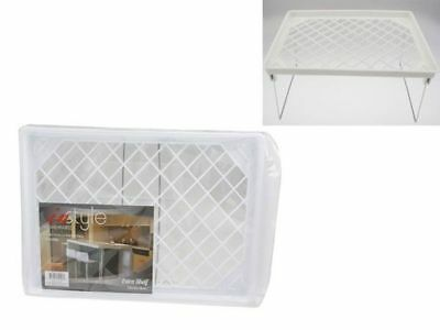 12 x Shelf Extras Make Space 39 cm Easy Put Up  House Stackable Wholesale Lot