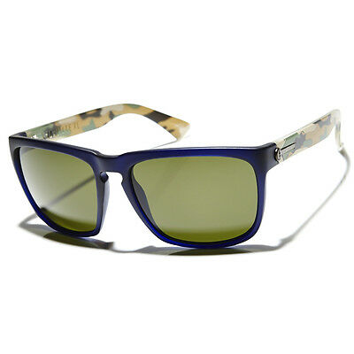 New Electric Knoxville XL Sunglasses Blue Jungle/OHM Grey EE11249920 RRP$140