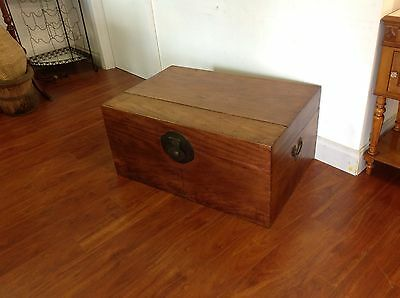 Camphor Wood Box