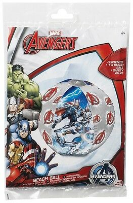 Marvel Avengers Inflatable Beach Ball- Approx 40cm