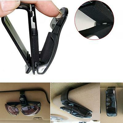 Plastic Car Auto Sun Visor Clip Holder For Reading Glasses Sunglasses Eyeglass