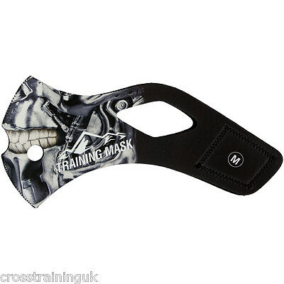 Elevation Training Mask 2.0 Sleeve Terminator Changeable Cover Only