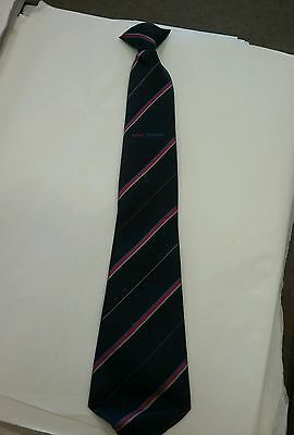 Wirral Peninsula  clip on tie