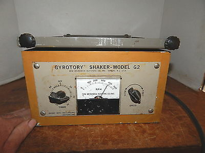 New Brunswick G2 Gyrotory Platform Shaker, Tested/Working