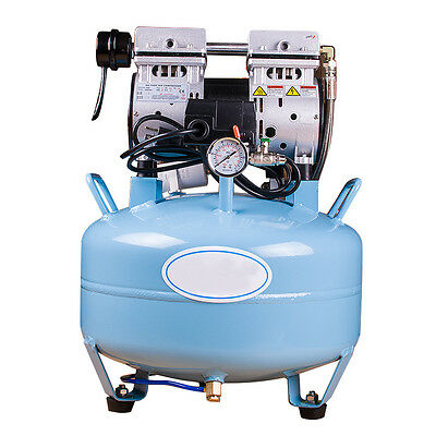 Dental air Noiseless Oil Free Oilless Air Compressor for Dental Chair 130L/min A