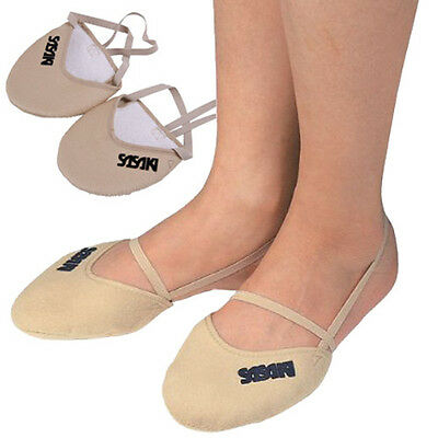 SASAKI Half Shoes for Rhythmic Gymnastics / Dance / 9 Size Beige