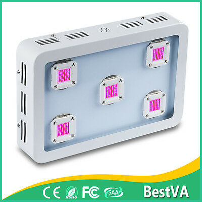 Bestva X5 Dimmable1500W Hydroponic LED Grow Light Best Full Spectrum for Plants