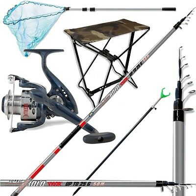Kit Combo Completo Pesca a Bolognese PLO