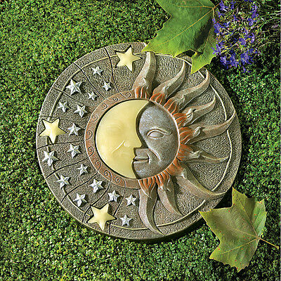 Celestial Glow in the Dark Stepping Stone Path Yard Garden Patio WAREHOUSE SALE
