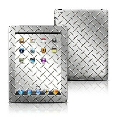 Decalgirl Skin for iPad 3 & 4 - Diamond Plate