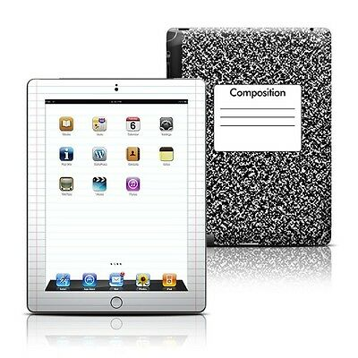 Decalgirl Skin for iPad 3 & 4 - Composition Notebook