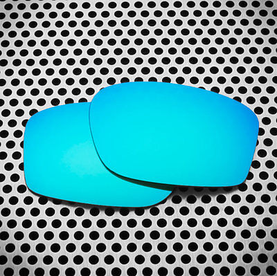 New Volt Polarized Blue Replacement Lenses for Oakley Chainlink