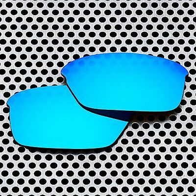 New Volt Polarized Blue Replacement Lenses for Oakley Razrwire