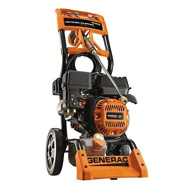 Generac Residential 2800PSI 2.5 GPM Power Washer Model # 6596