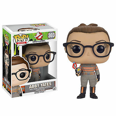 Funko Ghostbusters POP Abby Yates Vinyl Figure NEW Toys Collectible Movie