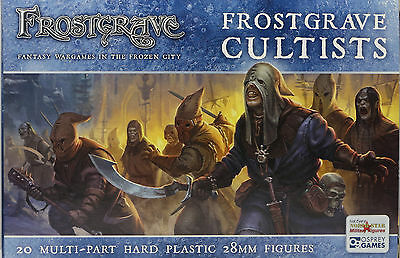 Frostgrave: Cultists NEW