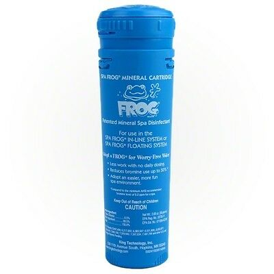 Hot Tub Spa Frog Chemicals Floating System Mineral Cartridge 2530