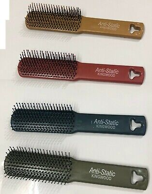 Hair Care Wig Hair Piece Extension Training head Comb Anti-static Brush