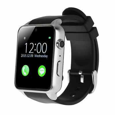 Bluetooth Smart Watch Fitness Sport Pedometer Heart Rate Monitor Calorie Counter