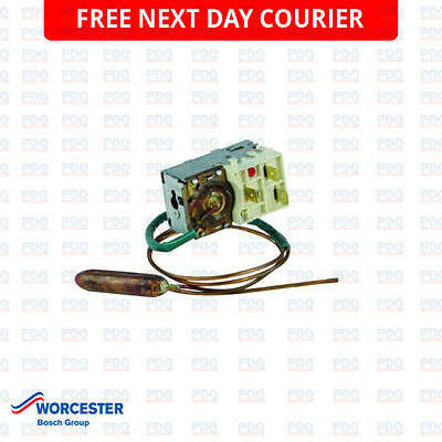 Worcester Heatslave 15/19 & 20/25 Thermostat 87161423140 - Brand New *free P&p*
