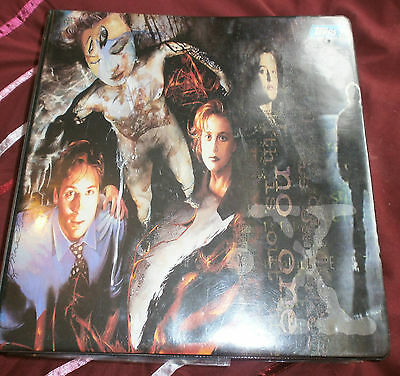 Xfiles - Trading Cards - Binder - Complete Sets - 1,2,6&7 + CCG Cards - NM