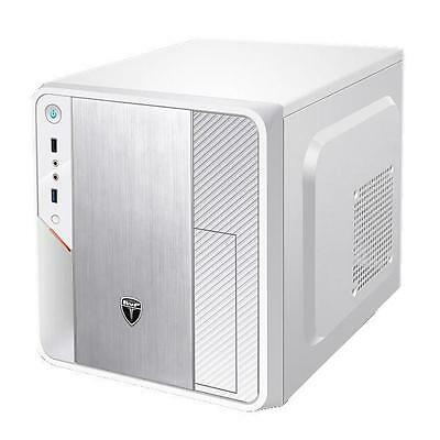 AvP Hyperion EV33W White Gaming PC Cube case USB 3.0
