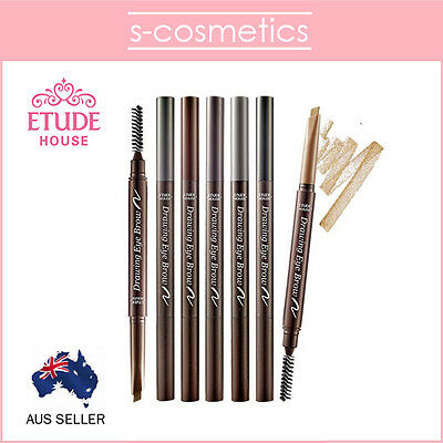 [ETUDE HOUSE] Drawing Eye Brow 7 colors 0.25g NEW 2016 size up! Eyebrow Pencil