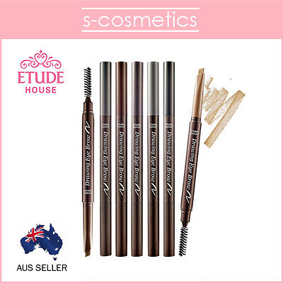 [ETUDE HOUSE] Drawing Eye Brow (7 colors - Pick 1) Eyebrow Pencil