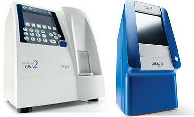 Abaxis Vetscan Vs2 + Hm2 Veterinary Chemistry Hematology Cbc Analyzer System Lab