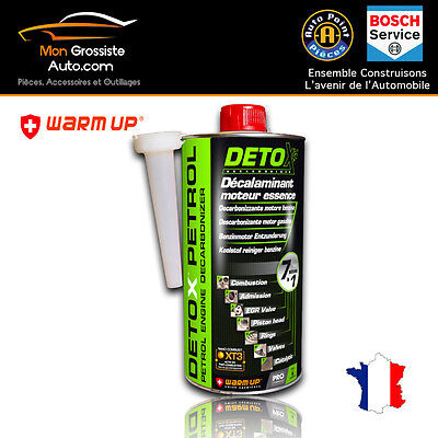 Warm Up Detox Petrol Decalaminant Essence 1L  7 En 1