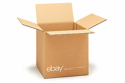 "(25 count) eBay Branded Boxes 8"" x 8"" x 8"" - Shipping Supplies"