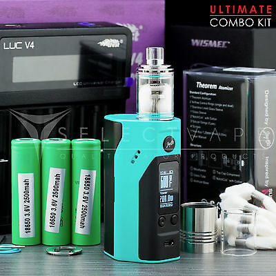 Reuleaux RX200s + Theorem RTA - Ultimate Kit (Authentic)