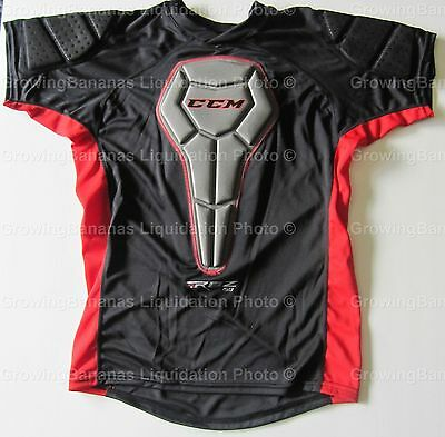 CCM RBZ 150 SR Compression Padded Roller Hockey Shirt! Inline Lacrosse All Sizes