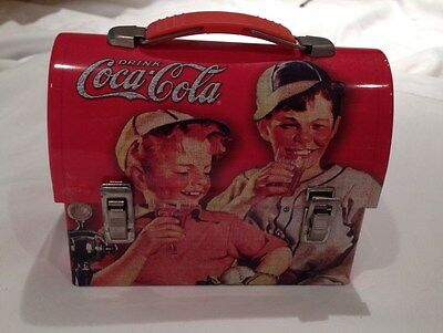 Coca-Cola Miniature Lunchbox