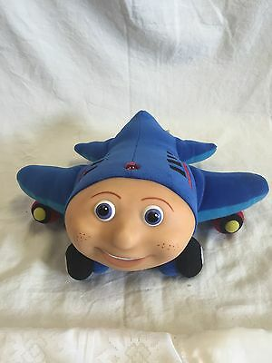 Jay Jay The Jet Plane Talking Plush Toy Light Up Toy Stuffed Animal Talks Sound
