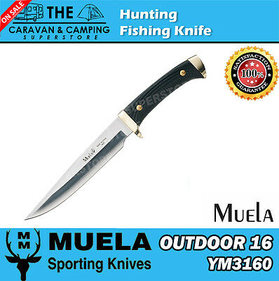 Muela Outdoors 16 Knife YM3160 FISHING HUNTING KNIVES