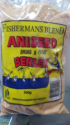 New Fishing FISHERMANS BLEND Spring and Float 500G