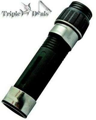 Alps Graphite Reel Seat - Suits General Purpose Fishing Rods - Choose Your Size