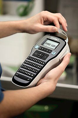 NEW Dymo LabelManager 160 Label Maker Thermal Printer QWERTY keys, Fast Delivery