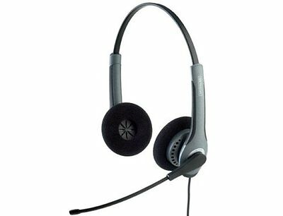 Jabra GN2000 USB Duo Wired Office Telephone Headset Headphone