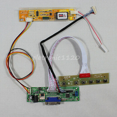 VGA LCD driver board RT2270C.3 A work for 10.4inch LTM10C320S 1024x768 lcd panel