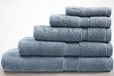 NEW Sheridan Ultra-Light Luxury Towel Range - Mist
